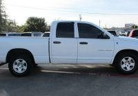 "2004 Dodge Ram 1500 Beautiful 2004 Dodge Ram 1500 4dr Quad Cab 140 5"" Wb Slt top Motors"