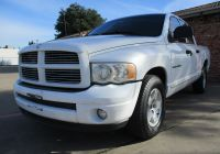 "2004 Dodge Ram 1500 Unique 2004 Dodge Ram 1500 4dr Quad Cab 140 5"" Wb Slt top Motors"