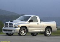 2004 Dodge Ram 1500 Unique 2004 Dodge Ram 1500 Srt 10 4×2 Regular Cab 120 5 In Wb Specs and Prices