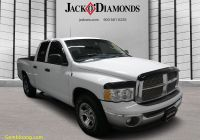 2004 Dodge Ram 1500 Unique Pre Owned 2004 Dodge Ram 1500