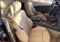 2005 Bmw 6-series 645ci Coupe Interior Luxury Pre Owned 2005 Bmw 6 Series 645ci with Navigation
