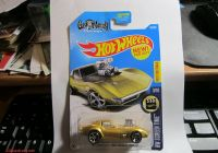 2005 Corvette Lovely Hot Wheels 2017 Hw Screen Time 68 Corvette Gas Monkey Garage 99 365 Gold