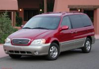 2005 Kia Sedona Mpg Elegant 2003 Kia Sedona Specs and Prices