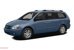 Fresh 2005 Kia Sedona Mpg