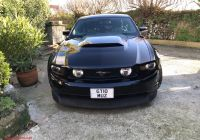 2006 ford Mustang Fresh Ebay ford Mustang Manual 5l Gt Black Shelby Wheels A Real