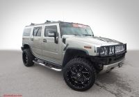 2006 Hummer H2 Suv Luxury Lovely Pre Owned 2006 Hummer H2 4dr Wgn 4wd Suv