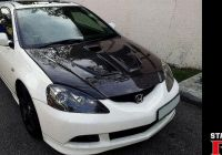 2007 Acura Tl New Mugen Style Bonnet Installed On This Honda Integra Dc5