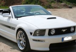 New 2007 ford Mustang