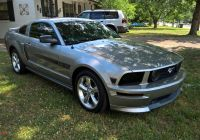 2007 ford Mustang Fresh New to the Family 09 Mustang Gt Cs Vapor Silver Page