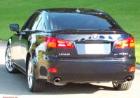 2007 Lexus is250 Inspirational 2007 Lexus is 250 Base 4dr Rear Wheel Drive Sedan 6 Spd