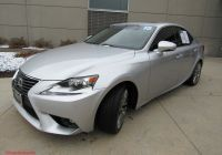 2007 Lexus is250 Unique Pre Owned 2015 Lexus is 250 4dr Sport Sdn Awd