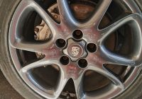 2007 Porsche Cayman New 20 Inch Wheels On Porsche Cayenne In Sl3 Langley for