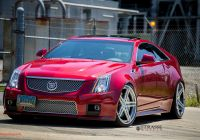 2008 Cadillac Cts Luxury Cadillac Cts V Coupe