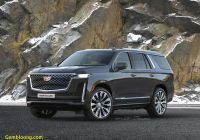 2008 Cadillac Escalade Fresh 2021 Cadillac Escalade Accurately Rendered Looks Grown Up