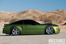 Awesome 2008 ford Mustang