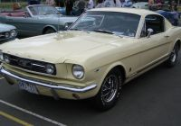2008 ford Mustang Unique File ford Mustang Gt Fastback 1966 2 Wikimedia Mons