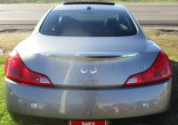 2008 Infiniti G37 Fresh 2008 Infiniti G37 Coupe 2dr Journey