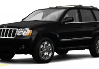 2008 Jeep Grand Cherokee Elegant 2008 Jeep Grand Cherokee Limited 4 Wheel Drive 4 Door Black