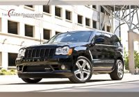 2008 Jeep Grand Cherokee Elegant Black 2008 Jeep Grand Cherokee Srt8