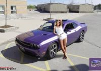 """2009 Dodge Challenger Awesome Angry Hemi"""" Meets Daisy"""