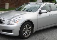2009 Infiniti G37 New 2009 Infiniti G37 Sedan Base 4dr Rear Wheel Drive Sedan 7