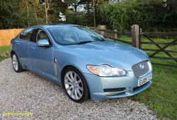 Luxury 2009 Jaguar Xf