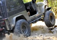 2009 Jeep Wrangler Fresh Just Give It A Little Gas and Bump It or You Could Hammer