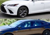 2009 Lexus Es 350 Fresh 2019 Lexus Es Versus 2019 toyota Avalon which is Better