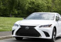 2009 Lexus Es 350 Inspirational 2019 Lexus Es Versus 2019 toyota Avalon which is Better