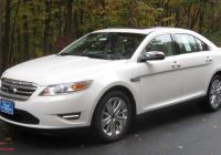 2010 Acura Mdx Inspirational ford Taurus Sixth Generation