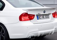 2010 Bmw 335i Awesome Ac Schnitzer Presents New Ponents and More Power for the