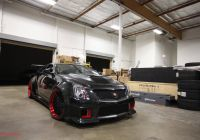 2010 Cadillac Cts Awesome Cts V Coupe Body Kit E993