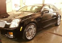 2010 Cadillac Cts Unique Tricked Out 06 Cts E993