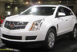 Best Of 2010 Cadillac Srx