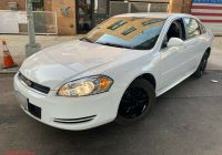 2010 Chevy Impala Lovely Chevrolet Impala 2010 for Sale Exterior Color White