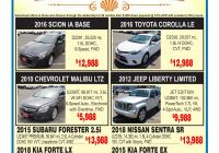 2010 Chevy Malibu Lovely Tv Facts August 18 2019 Pages 1 44 Text Version