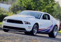2010 ford Mustang Awesome A Look Back at the 2010 ford Mustang Super Cobra Jet