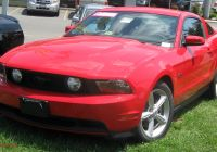 2010 ford Mustang Awesome File 2010 ford Mustang Gt 2 07 01 2009 Wikimedia