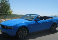 2010 ford Mustang Beautiful 2010 ford Mustang Gt Convertible First Drive Autosavant