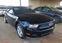 2010 ford Mustang Best Of 2010 ford Mustang for Sale at Copart Tanner Al Lot