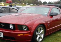 2010 ford Mustang Elegant ford Mustang Fifth Generation