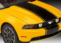2010 ford Mustang Fresh Revell 2010 ford Mustang Gt