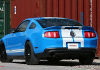 2010 ford Mustang Lovely Geigercars Bumps 2010 ford Shelby Gt500 Mustang Up to 810 Ps