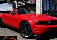2010 ford Mustang New 2010 ford Mustang 2dr Conv Gt V8 Cuir Automatique