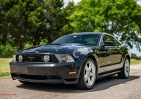 2010 ford Mustang New Used 2010 ford Mustang Gt Premium for Sale sold