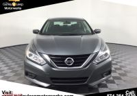 2010 Nissan Altima 2.5 S New Pre Owned 2018 Nissan Altima 2 5 Sv 4dr Car In Mishawaka