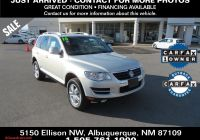 2010 Tdi Cup Edition Awesome Pre Owned 2010 Volkswagen touareg V6 Tdi Awd