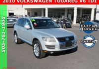 2010 Tdi Cup Edition Elegant Pre Owned 2010 Volkswagen touareg V6 Tdi 4wd