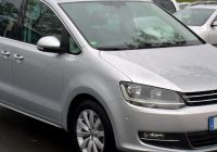 2010 Tdi Cup Edition New Volkswagen Sharan
