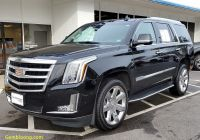 2011 Cadillac Escalade Awesome Pre Owned 2019 Cadillac Escalade Luxury